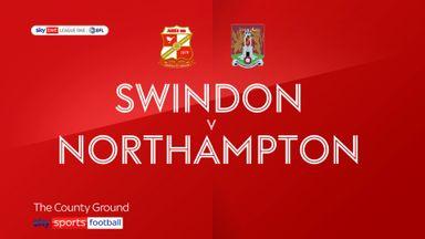 Swindon 2-1 Northampton