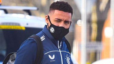 Rangers depart for Europa League tie