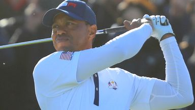 'Wonderful outcome' if Tiger can attend Ryder Cup