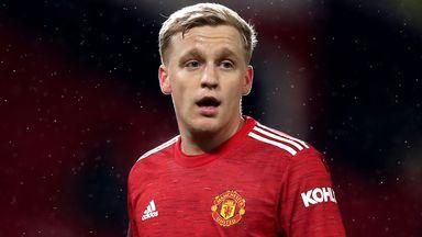 De Boer: We'll see the real Van de Beek soon