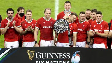 Pivac proud as Wales win Triple Crown