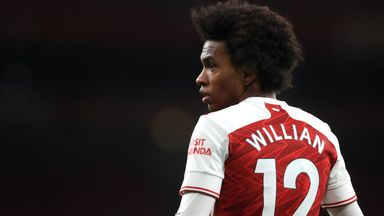 Could Willian be heading to Inter Miami?