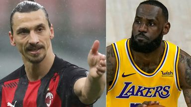 Zlatan urges LeBron: Stay out of politics