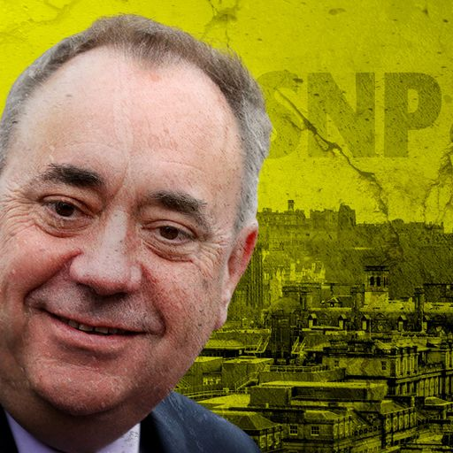 Salmond and Sturgeon battle: An A to Z guide to the explosive scandal at the top of Scottish politic