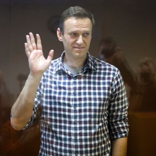Alexei Navalny: Vladimir Putin critic loses sentence appeal and is fined in slander case
