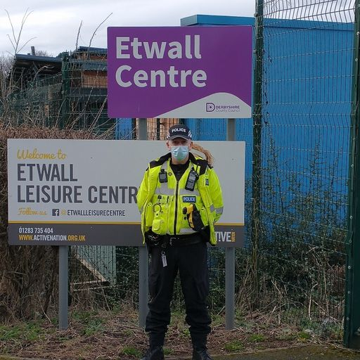 Police warn parents they will be fined after 20 youths caught playing football