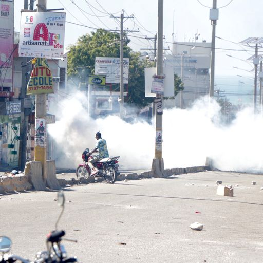 Explosion of kidnappings shows Haiti sliding into absolute anarchy