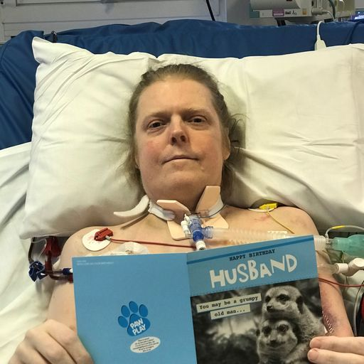 UK's longest known COVID patient suffering 'fainting attacks' after more than 13 months in ICU
