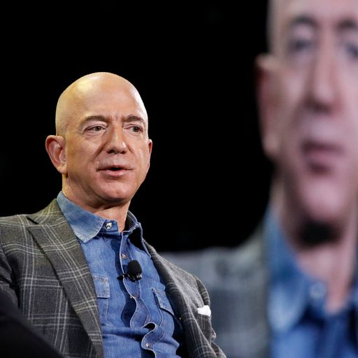 Jeff Bezos: Amazon founder's social legacy is not secure