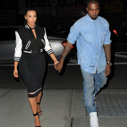 Kim and Kanye - from Hollywood's hottest couple to unhappily ever after