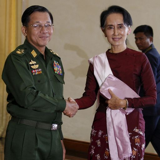 Aung San Suu Kyi: From symbol of human rights to fighting claims of genocide