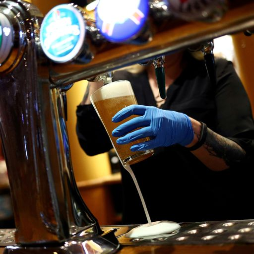 Pub landlords could bar punters without vaccine certificates
