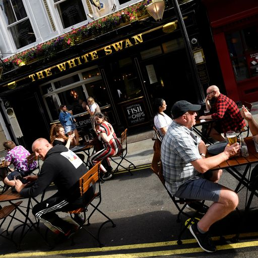 Review into whether Britons will need 'vaccine passports' to enter pubs or theatres