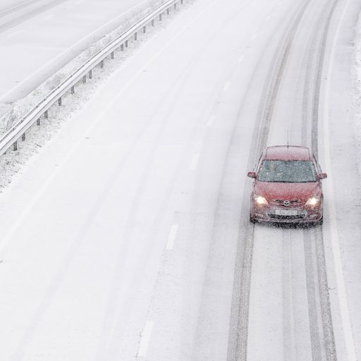 Storm Darcy to bring heavy snow to UK
