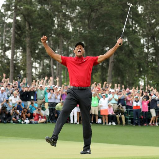 Tiger Woods: The highs and lows of one of golf's greatest of all time
