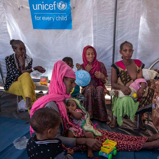 Unicef vaccine chief calls on wealthier nations to donate jabs to poorer countries