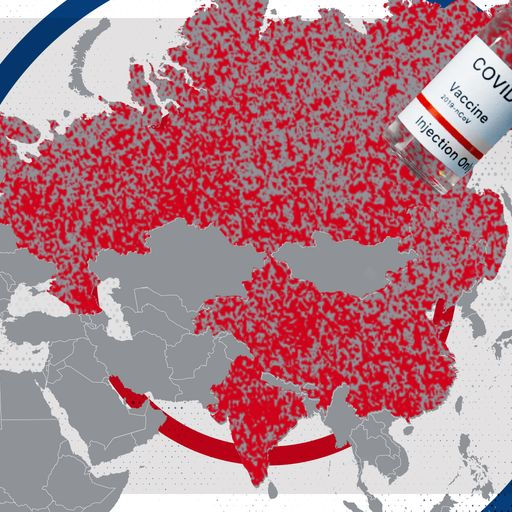 Vaccine diplomacy: China, Russia and India cherry-picking the countries they help