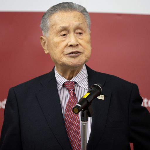 Tokyo Olympics chief Yoshiro Mori apologises but refuses to resign after saying women talk too much
