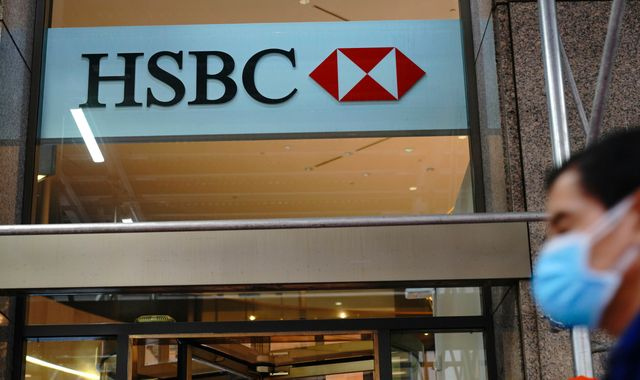 HSBC hands finance chief £147,000 pay rise in executive rejig