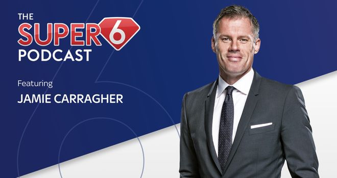 Jamie Carragher tells the Super 6 podcast what his thoughts were on Gary Neville prior to working with him on Sky Sports