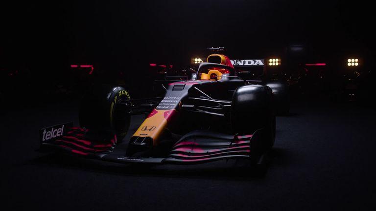 Red Bull launches 2021 car, RB16B, as team tries to end Mercedes' Formula 1 title streak