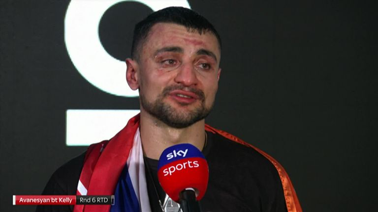 David Avanesyan deserves to receive another world title fight after beating Josh Kelly, says manager Neil Marsh |  Boxing News