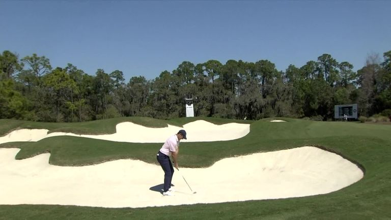 Highlights from the opening round of the WGC-Workday Championship at The Concession in Florida.