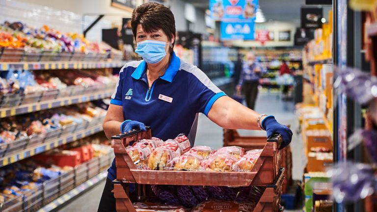 Aldi and rival Lidl are continuing with their UK expansion plans