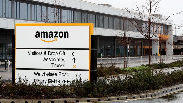 Thousands of Amazon workers were told mistakenly told to self-isolate