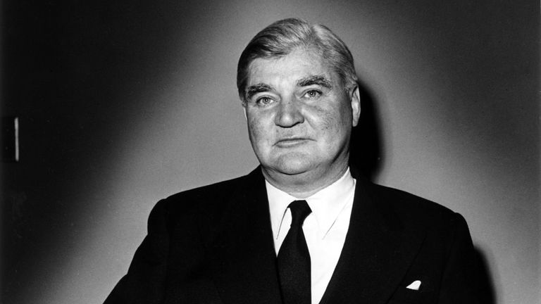 Aneurin Bevan oversaw the creation of the NHS Pic: AP