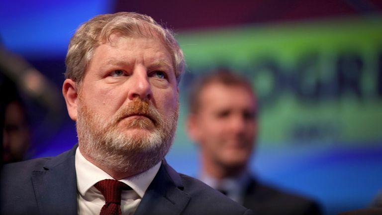 Former deputy SNP leader Angus Robertson