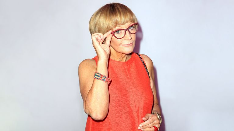 Anne Robinson has been named as the new host of Countdown. Pic: Channel 4