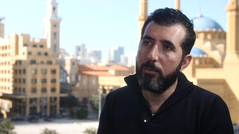 Feras Hatoum, Investigative Journalist in Beirut