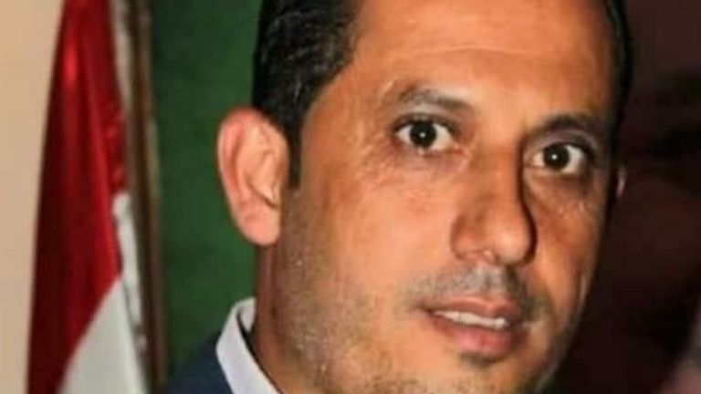 Imad Zahereldine who worked at the port for 21-years and died in the explosion. He was a father to four young children.