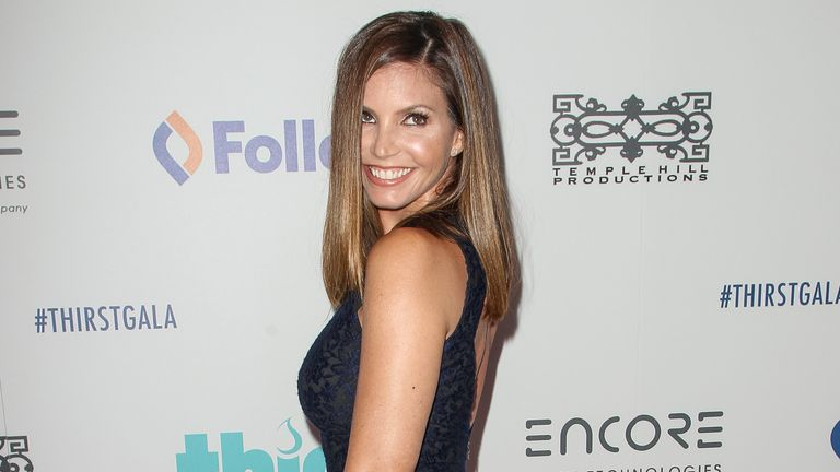 Charisma Carpenter attends the 6th Annual Thirst Gala at The Beverly Hilton Hotel on Tuesday, June 30, 2015 in Beverly Hills, Calif.(Photo by Paul A. Hebert/Invision/AP)