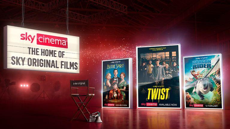 Get Sky Cinema