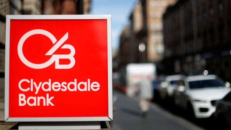 The Clydesdale Bank