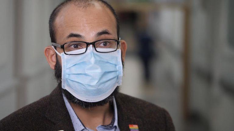 Dr Omer Moghraby