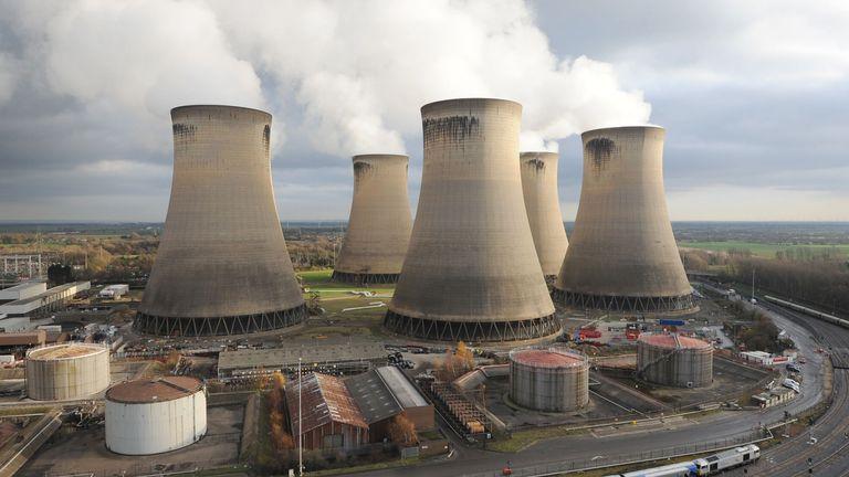 Drax is the biggest renewable power generator in the UK
