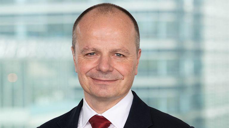 Ewen Stevenson. Pic: HSBC