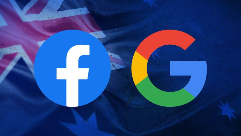 Facebook blocked all Australian news in the country and out in retaliation for the House putting through a law that would require it to pay news organisations