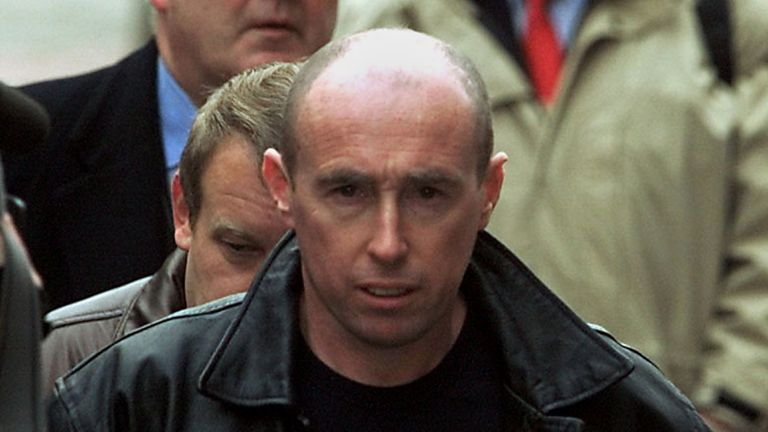 Gary Hart was given a five-year jail sentence for causing death by dangerous driving