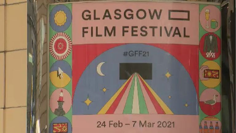 Glasgow film festival will happen - but online