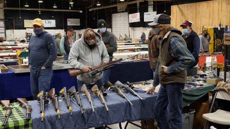 Waghorn guns