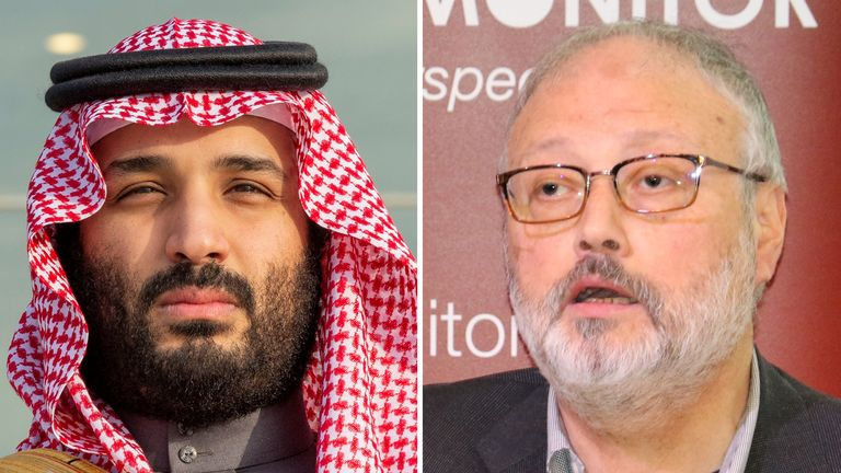 Saudi Crown Prince Mohammed bin Salman has consistently denied ordering the capture or murder of Jamal Khashoggi