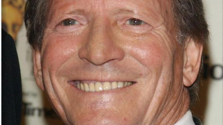Johnny Briggs played Mike Baldwin in the long-running ITV soap
