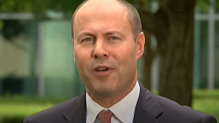 Josh Frydenberg says Facebook has re-friended Australia