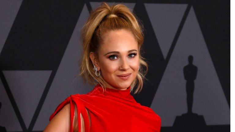 Juno Temple says nothing beats going to the movies