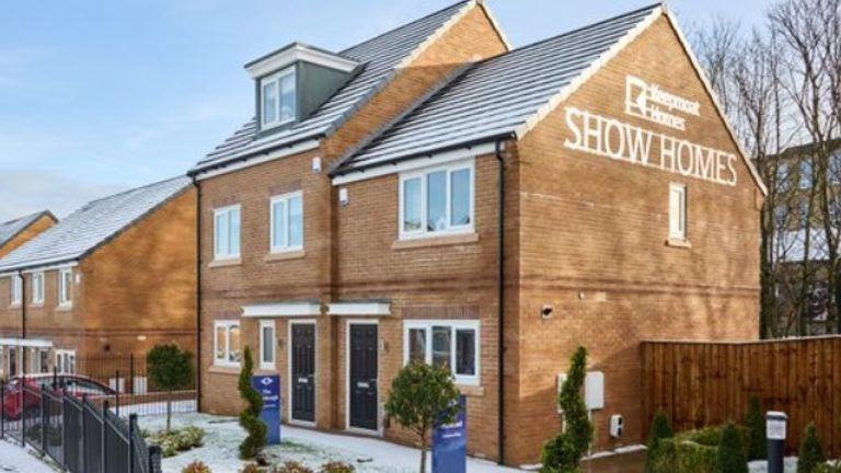A Keepmoat show home. Pic: KH