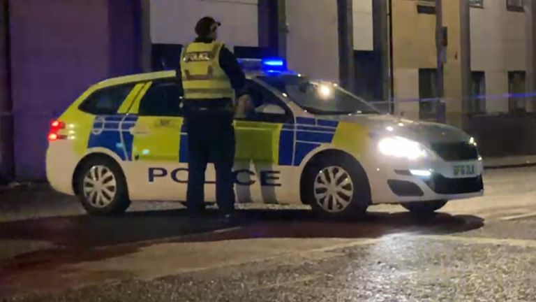 Police say three 'serious incidents' are linked, but are not thought to be terror related